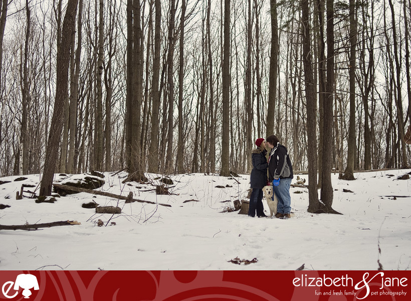 Becky and Mike's Engagement Shoot in Toronto