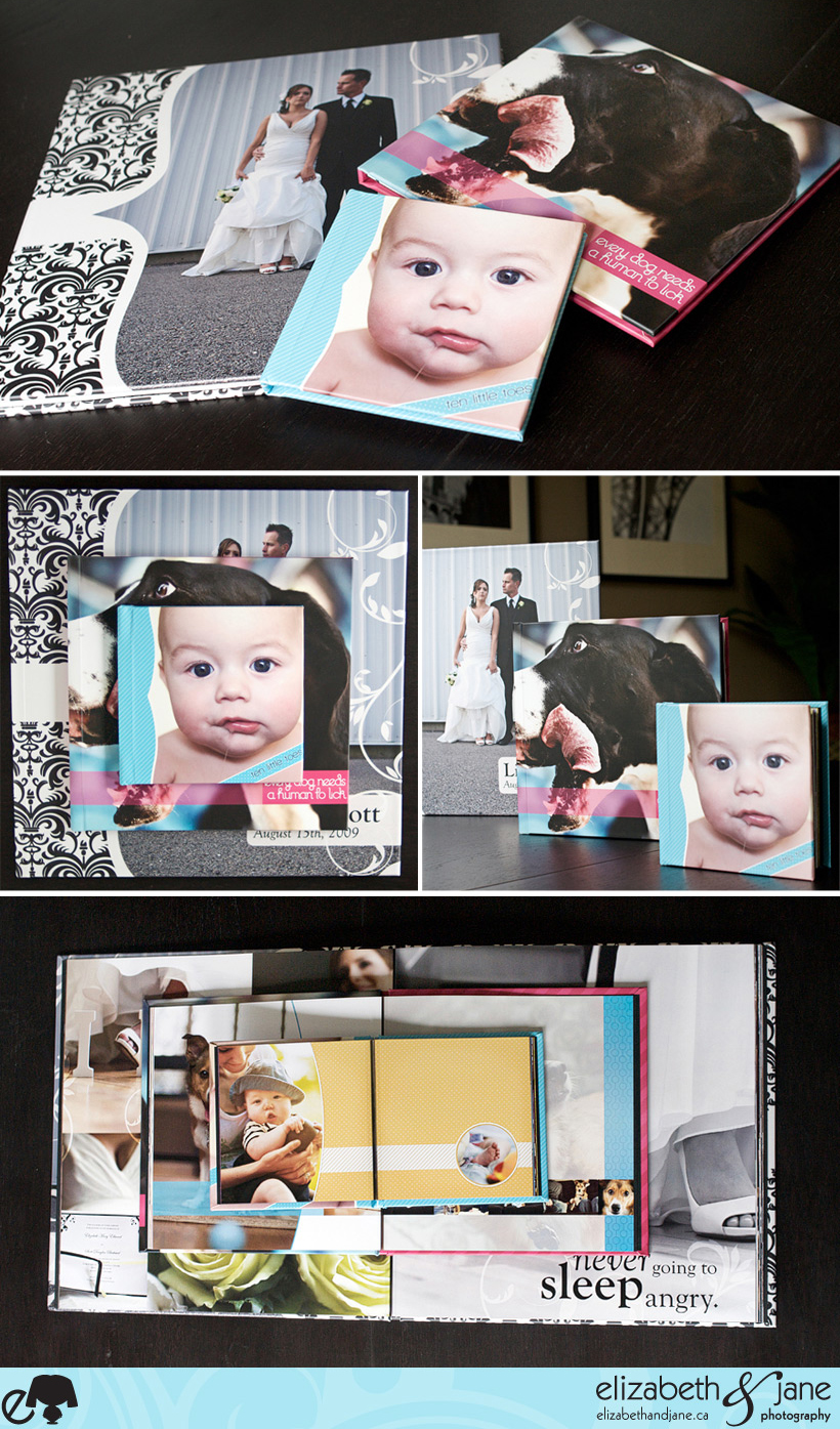 elizabeth&jane photo books