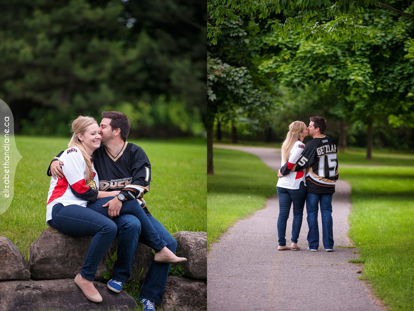 Stephanie Jarrod Engagement sneakpeek