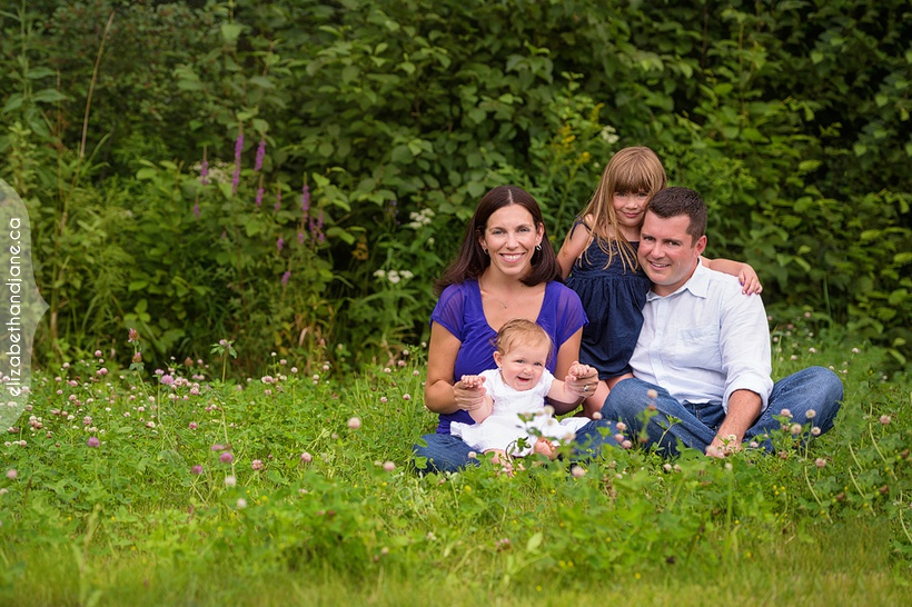 Ottawa family photography of the Fortin MacEwan family at Findlay Creek photographed by Liz Bradley of elizabeth&jane photography