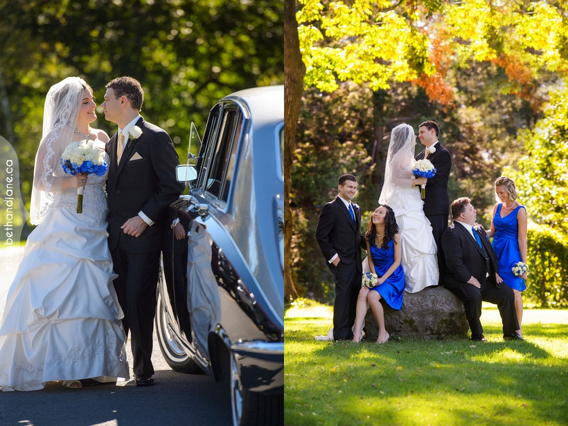 Stephanie and Chris' wedding in Ottawa photographed by Liz Bradley of elizabeth&jane photography