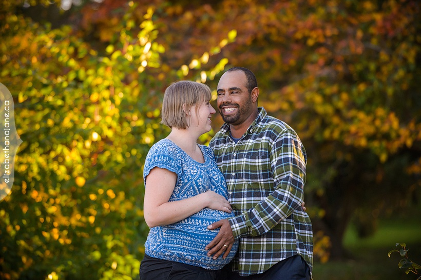 Andrea and Yen's Maternity session in Ottawa photographed by Liz Bradley of elizabeth&jane photography
