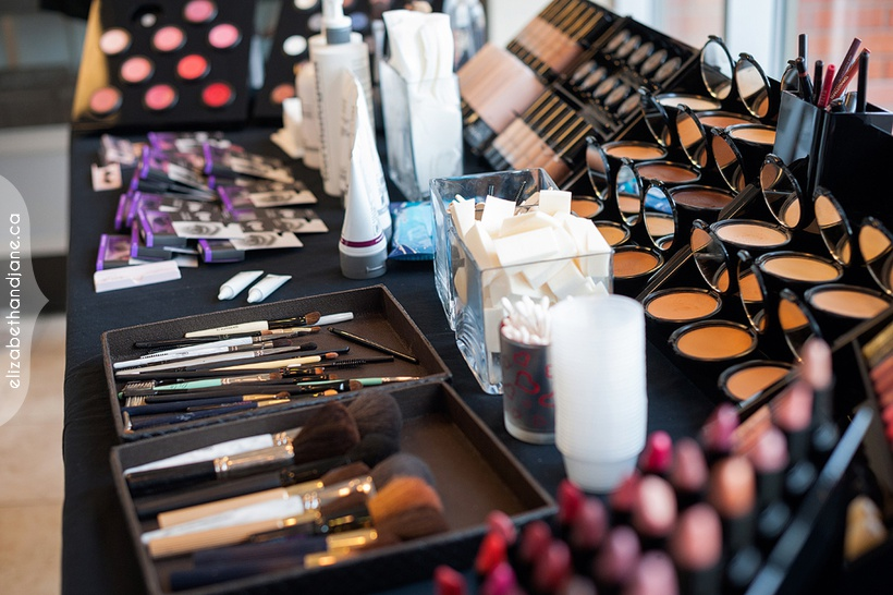 Luxe spa bridal gettingready 001