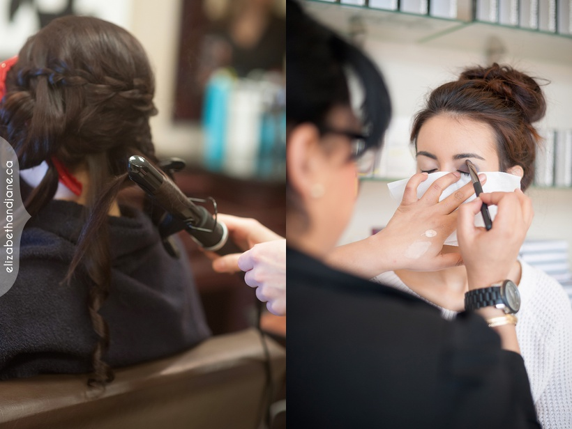Luxe spa bridal gettingready 037
