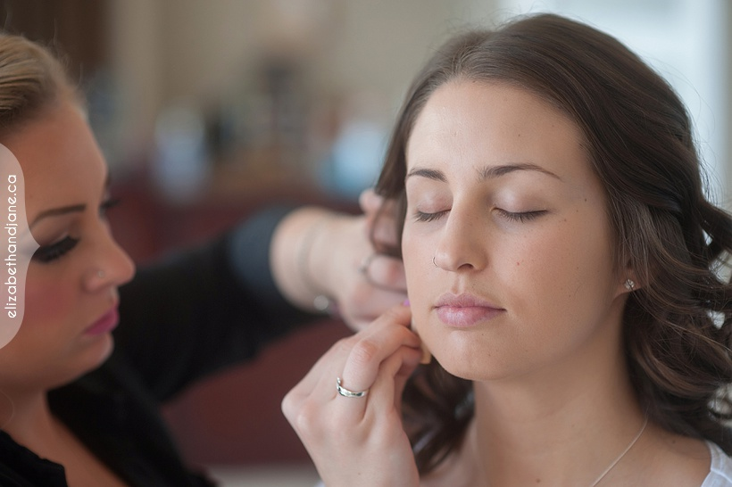 Luxe spa bridal gettingready 106