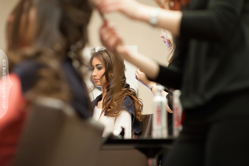 Luxe spa bridal gettingready 135