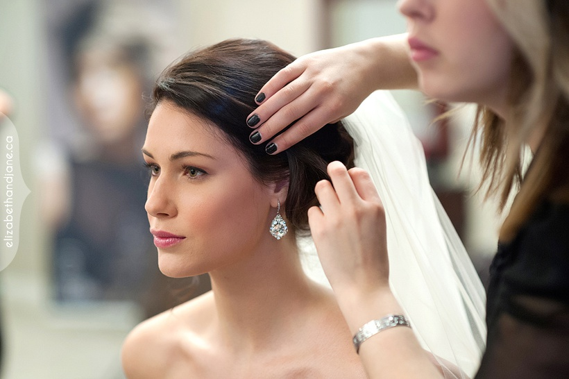 Luxe spa bridal gettingready 137