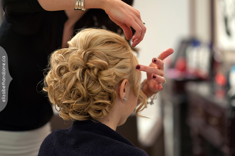 Luxe spa bridal gettingready 148