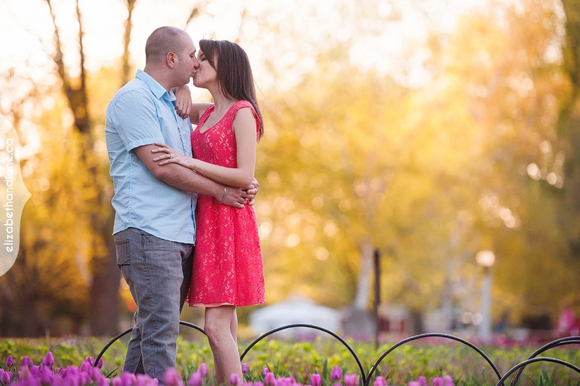 Anita and Joes's engagement session in Ottawa photographed by Liz Bradley of elizabeth&jane photography