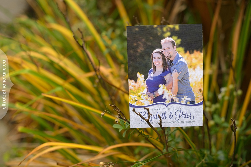 Elizabeth & Peter Engagement Products photographed in Ottawa by Liz Bradley of elizabeth&jane photography