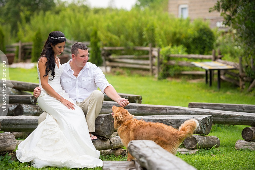Erika & Trevor Wedding photographed in Ottawa by Liz Bradley of elizabeth&jane photography