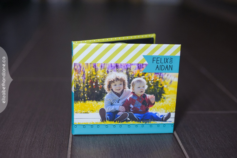 Felix & Aidan Portrait Products photographed in Ottawa by Liz Bradley of elizabeth&jane photography