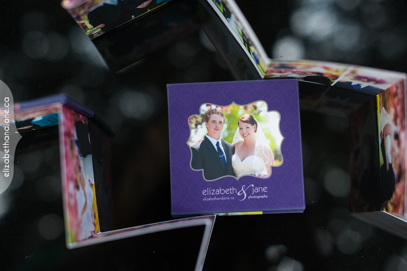 Katherine and Chris's wedding products photographed in Ottawa by Liz Bradley of elizabeth&jane photography