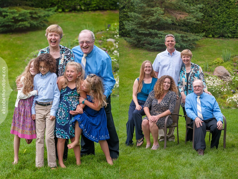 Ward family photographed in Ottawa by Liz Bradley of elizabeth&jane photography