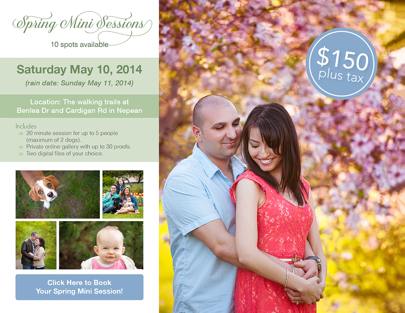 Spring Mini Sessions by elizabeth&jane photography
