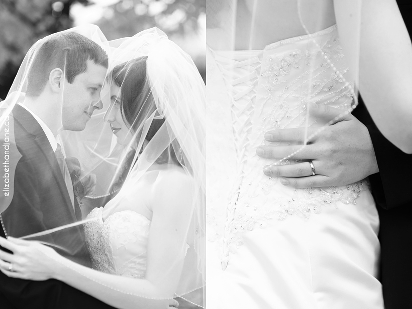 Jenn and Kevin's Wedding photographed in Ottawa by Liz Bradley of elizabeth&jane photography