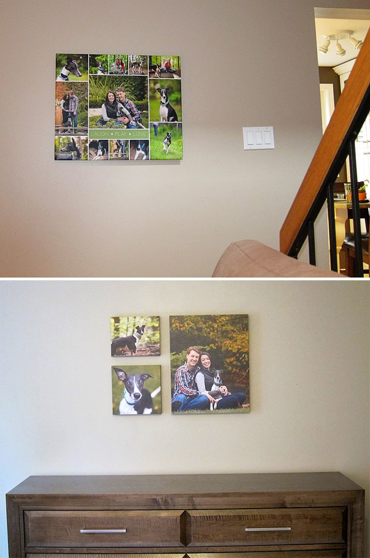 Client Wall Art by elizabeth&jane photography