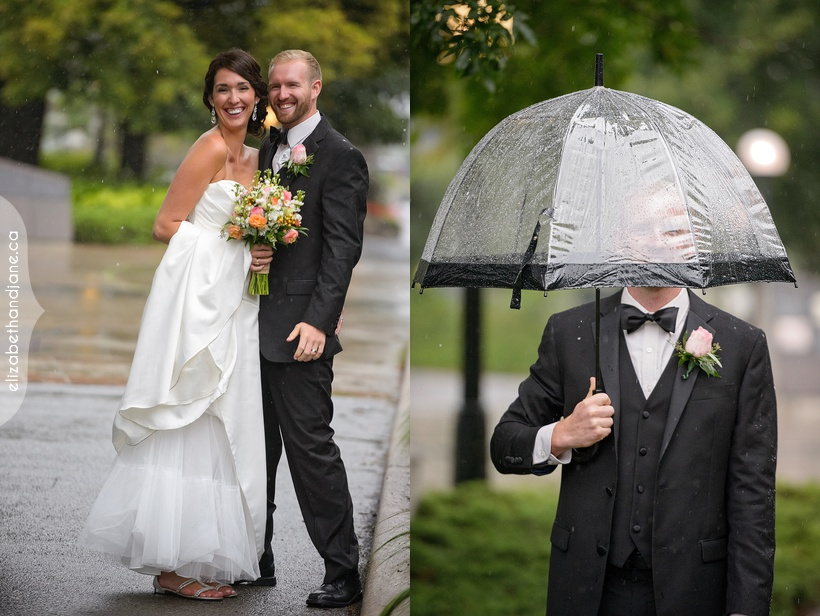 Vero and Dylan were married in Ottawa and their wedding was photographed by Liz Bradley of elizabeth&jane photography