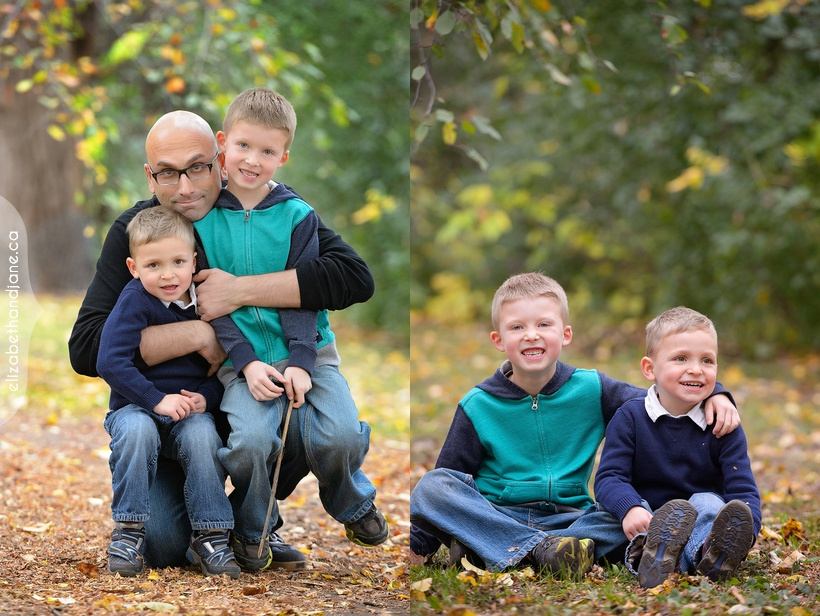 Family session in Ottawa photographed by Liz Bradley of elizabeth&jane photography