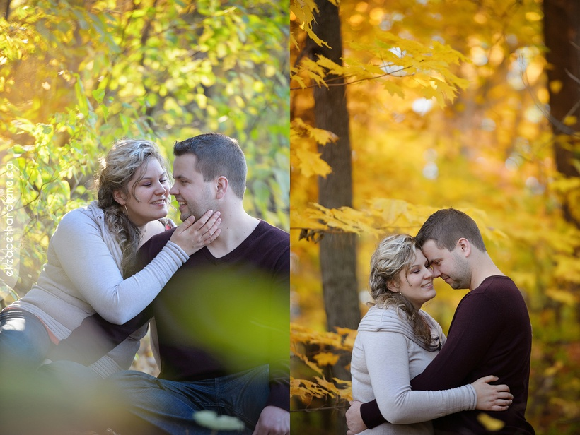Julie and Mark's session in Ottawa photographed by Liz Bradley of elizabeth&jane photography