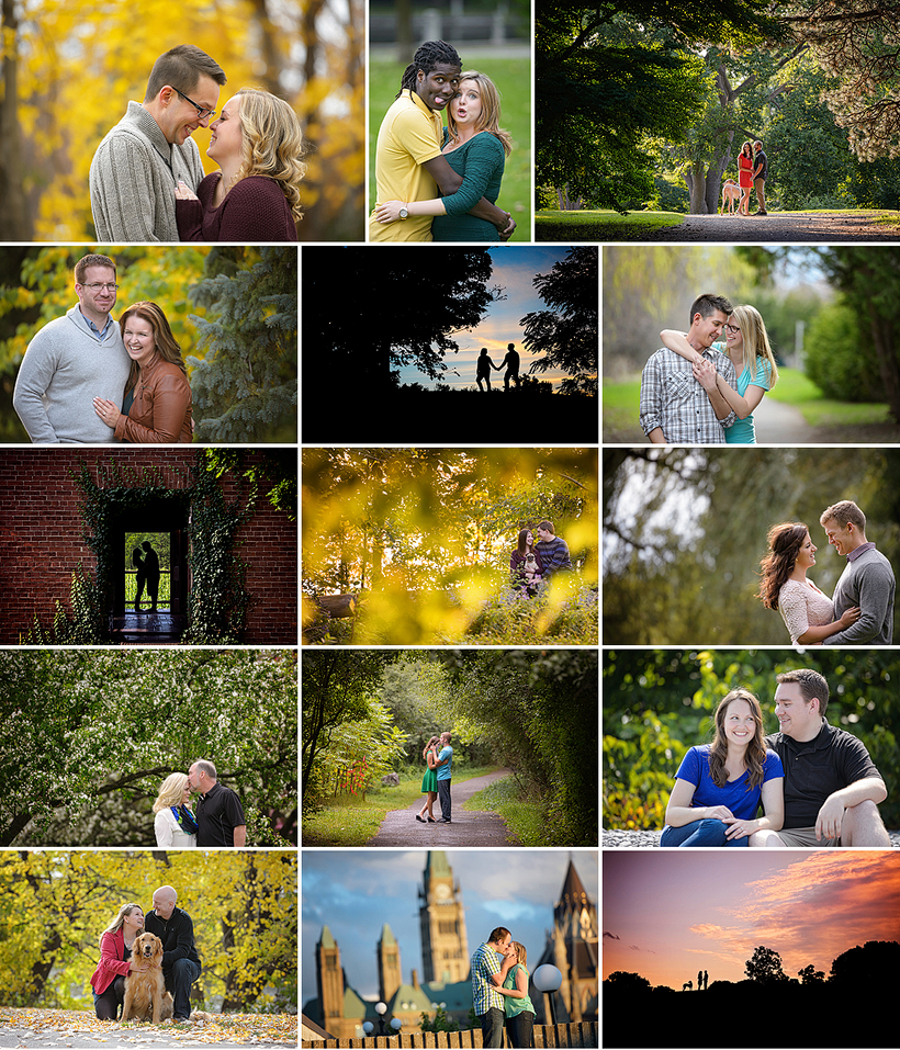 2014 Engagements by Liz Bradley of elizabeth&jane photography