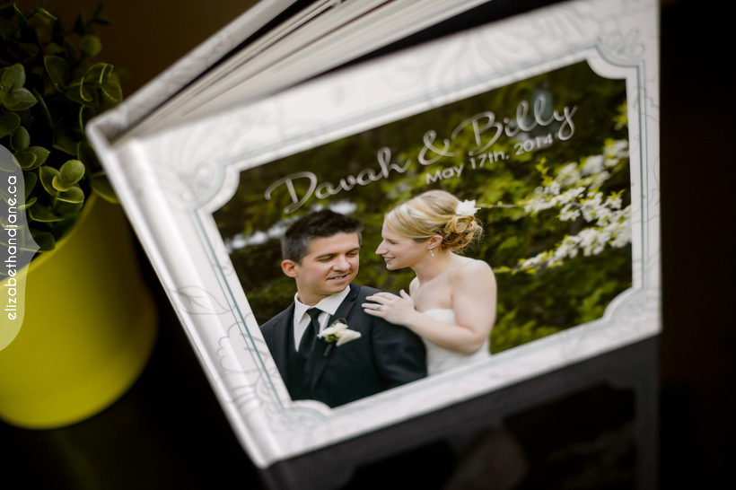 Davah and Billy's Wedding Products by Liz Bradley of elizabeth&jane photography