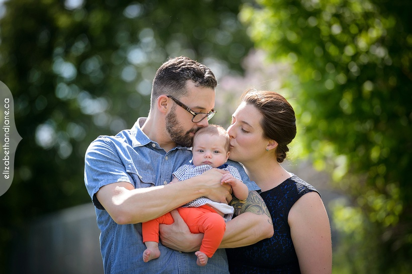 Baby Rosalyn's session in Ottawa photographed by Liz Bradley at elizbaeth&jane photography