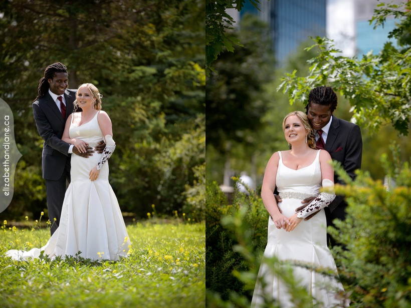 Annelise and Ben's wedding in Ottawa photographed by Liz Bradley of elizabeth&jane photography