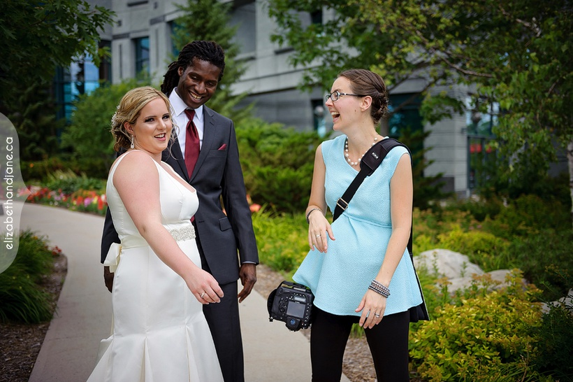 Annelise and Ben's wedding in Ottawa photographed by Kim Ing for elizabeth&jane photography
