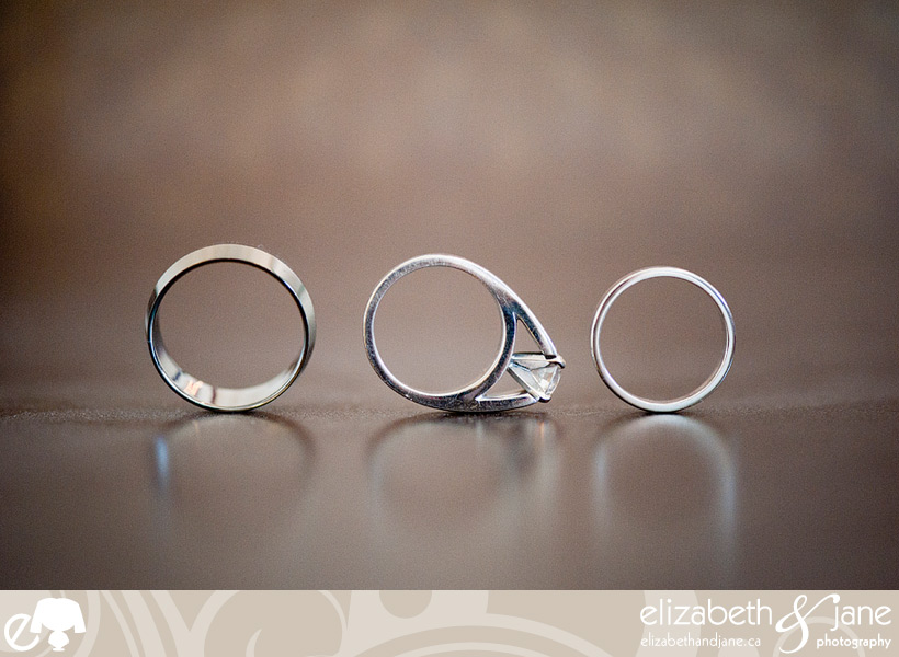 Wedding Photo: wedding rings